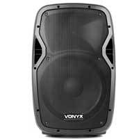 "Vonyx AP1200ABT 12"" Bluetooth Active Speaker"