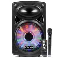 Fenton FPS12 12 inch Portable Bluetooth Active Speaker