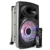 Fenton FPS12 12 inch Portable Bluetooth Active Speaker