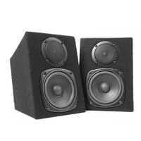 Fenton Passive Studio Monitors, Pair