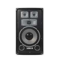 Skytec TX10 Passive Full Range 10 Inch DJ Disco House Party PA Speaker 600W Max