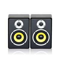 Power Dynamics PDSM5 Pair 5 Inch Active Powered Home Project Studio Monitors