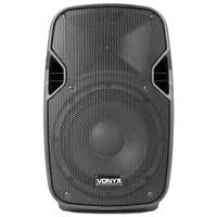 Vonyx AP800 Hi-End Passive 8 Inch ABS Lightweight DJ Party PA Speaker 200W Max