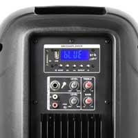 """Vonyx AP1000ABT 10"""" Bluetooth Active Speaker"""