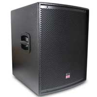 Studiomaster Drive 15SA Active Powered Sub Woofer Speaker 400W