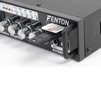 Fenton AV380BT Bluetooth Speaker and Amplifier Set