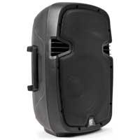 "Skytec Speaker SPJ-1000 PA Mobile DJ Disco Karaoke Powerful Loudspeaker 10"" 300W"