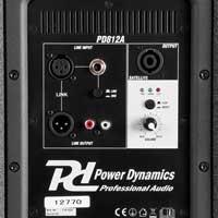 Power Dynamics PD812A Portable Line Array System 800W