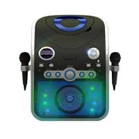 Mr Entertainer KAR120 CDG Bluetooth Karaoke Machine