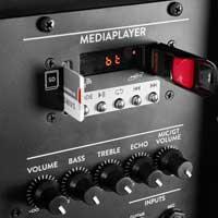 "Fenton FT1200A 12"" Active Speaker 250W"