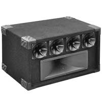 SoundLab 5 Way Tweeter System 400W