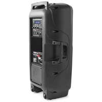 Vonyx SPX-PA9210 Portable PA System with Bluetooth + Wireless Mics