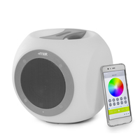 Bluetooth Music Speaker with Colour Changing Sensor Mood Light Handsfree Calling