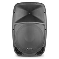 "Fenton FTB1500A Active Powered DJ PA Speaker 15"" Woofer Driver 350w"