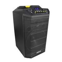 Vonyx VPS10 Portable PA System with Bluetooth