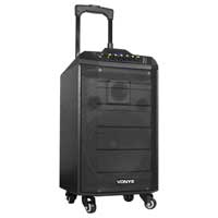 Bluetooth Portable PA System with Wireless Microphone - Vonyx VPS10