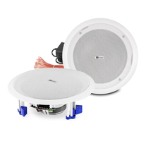 Power Dynamics CSBT80 Bluetooth Amplified Ceiling Speaker Set