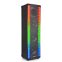 Vonyx LightMotion Portable PA speaker LM65 400W with Bluetooth