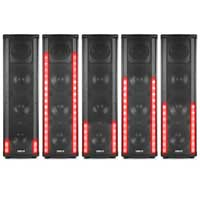 Vonyx LightMotion65 Portable PA Party Speaker