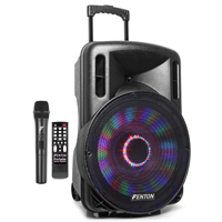 Portable PA Speaker with handle