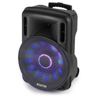 Active Portable PA Speaker Wheels for transportation