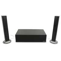 AV Link 2.1 Channel 100W Bluetooth Soundbar and Wireless Subwoofer