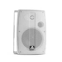 """Amate B6/T 6.5"""" 100V Wall Speaker, White"""