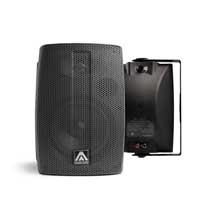 """Amate B6/T 6.5"""" Wall Speaker, Black"""