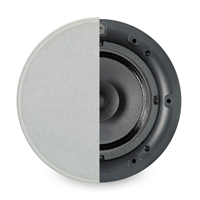 Q Acoustics Qi65CB 6.5 inch White In-Ceiling Speaker