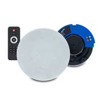 Fonestar KS-07WIFI 6.5 Inch Powered Wi-Fi Ceiling Speaker Set