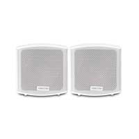 Fonestar CUBE-62BT Pair 2.5 Inch 100V Line Loudspeakers 12W RMS