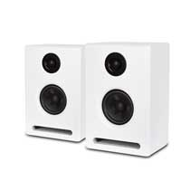 Fonestar BSA-215B Pair 3 Inch Active Bluetooth Speakers 30W RMS