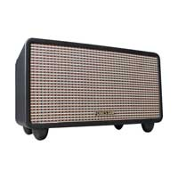Fonestar BLUEVINTAGE-45N Black Bluetooth Speaker 80W