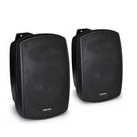 Fonestar ELIPSE-5T Pair of 100v Line Low Impedance Speakers 40w IP56