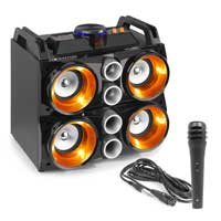 Fenton MDJ200 Bluetooth Party Speaker