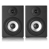 Vonyx SM50 5.25 Inch Active Powered Studio Monitor Set