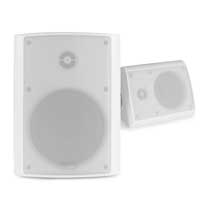 PD BGO40 White 6.5 Inch Passive Speaker Set IP56