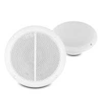 """PD MS50 5"""" Marine Ceiling Speakers Pair"""
