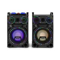 "Fenton VS10 10"" Bluetooth Party PA Speaker Pair"