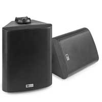 PD BC65V Black 6.5 Inch Speaker Set IP56