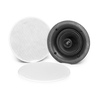 PD CSH50 5.25 Inch Ceiling Speaker Set with Amplifier and Bluetooth
