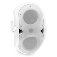 Power Dynamics BE42TW Indoor / Outdoor Speaker White 100V