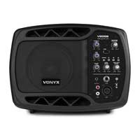 Vonyx V205B Personal Monitor PA System with Bluetooth/USB
