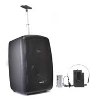 Fonestar AMPLY-TP Portable PA System + Headset Mic