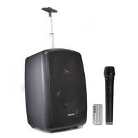 Fonestar AMPLY-T Portable PA System + Microphone