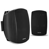 Fonestar ELIPSE-4T Black Wall Mount Speakers 4 Inch 100v