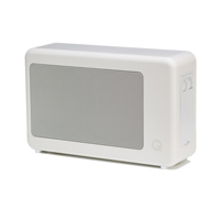 Q Acoustic Q 7060S Active Slimline Subwoofer White