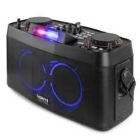 Vonyx CDP800 Portable DJ Station