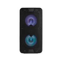 Fenton SBS65 Partyspeaker 2x4 Inch BT LED USB