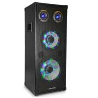 Fenton TL810LED Party PA Speaker with LEDs